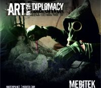 "Press Release. Mebitek's new album ""Art has no diplomacy"" is out now"