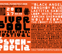 World news: Liverpool Psych Fest 2017